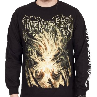 DEEDS OF FLESH Crown Of Souls, ロングTシャツ
