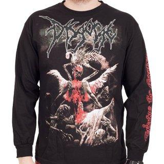 DISGORGE Consume The Forsaken, ロングTシャツ