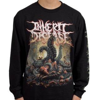 INHERIT DISEASE Ephemeral, ロングTシャツ