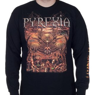 PYREXIA Feast Of Iniquity, ロングTシャツ
