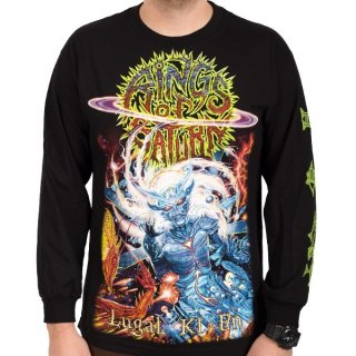RINGS OF SATURN Lugal Ki En, ロングTシャツ