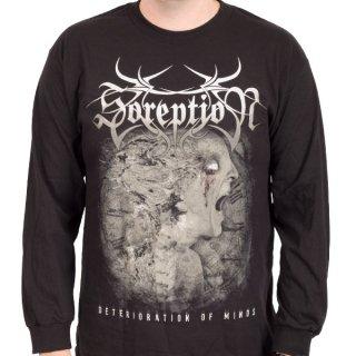 SOREPTION Deterioration of Minds, ロングTシャツ