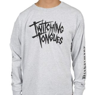 TWITCHING TONGUES The End of Love, ロングTシャツ