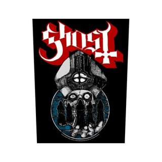 GHOST Papa Warriors, バックパッチ