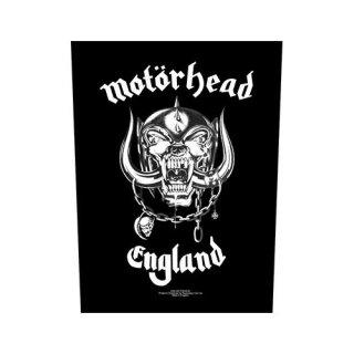 MOTORHEAD England, バックパッチ