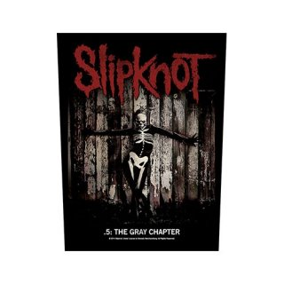 SLIPKNOT 5: The Gray Chapter, バックパッチ