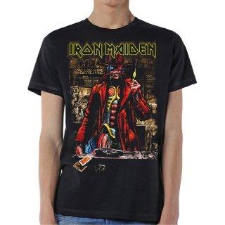 IRON MAIDEN Stranger Sepia, Tシャツ