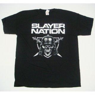SLAYER Slayer Nation 2014 Dates, Tシャツ