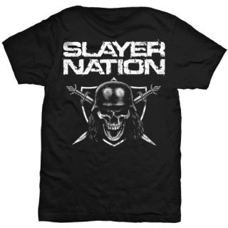 SLAYER Slayer Nation, Tシャツ