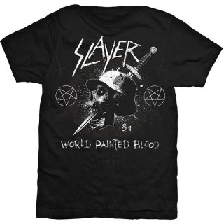 SLAYER Dagger Skull, Tシャツ
