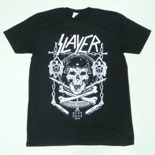 SLAYER Skull & Bones Revised, Tシャツ