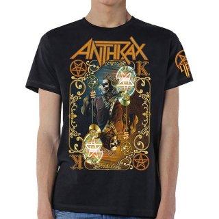 ANTHRAX Evil Twin, Tシャツ