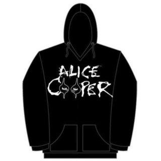 ALICE COOPER Eyes Logo, パーカー