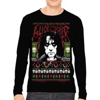 ALICE COOPER Holiday 2015, スウェットシャツ