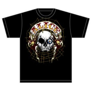 ALICE COOPER Band Back Patch, Tシャツ