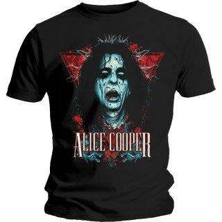 ALICE COOPER Decap, Tシャツ