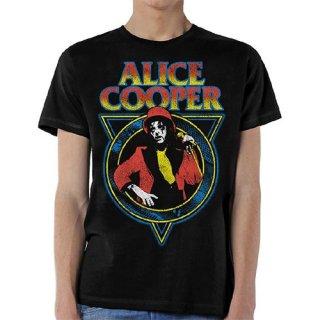 ALICE COOPER Snake Skin, Tシャツ