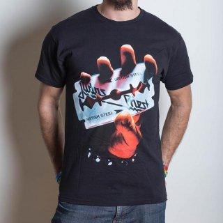 JUDAS PRIEST British Steel, Tシャツ