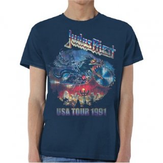 JUDAS PRIEST Painkiller US Tour 91, Tシャツ