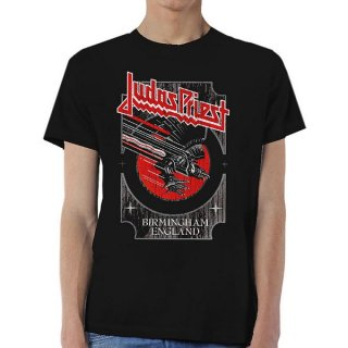 JUDAS PRIEST Silver and Red Vengeance, Tシャツ