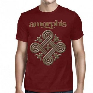 AMORPHIS Red Cloud Diamond, Tシャツ