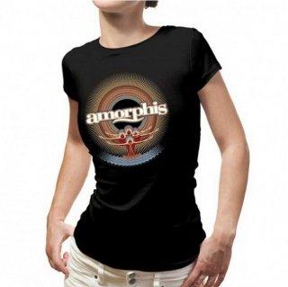 AMORPHIS Ladies, レディースTシャツ