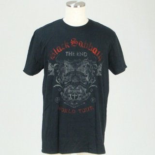 BLACK SABBATH The End Mushroom Cloud/world tour, Tシャツ