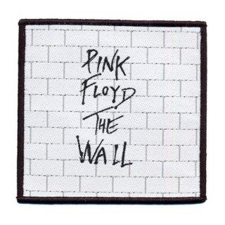 PINK FLOYD The Wall Logo, パッチ