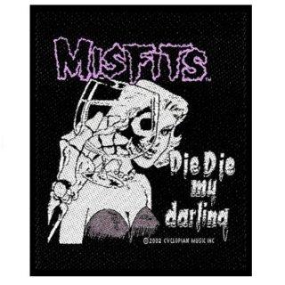 MISFITS Die Die My Darling, パッチ