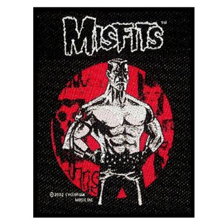 MISFITS Lukic, パッチ