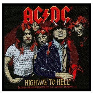AC/DC Highway To Hell, パッチ