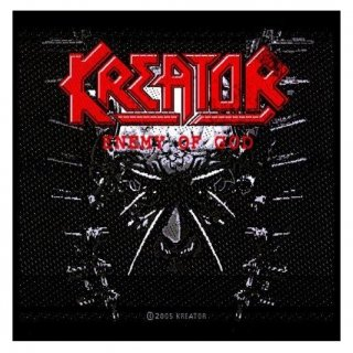 KREATOR Enemy Of God, パッチ