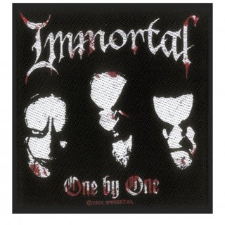 IMMORTAL Faces/One-By-One, パッチ