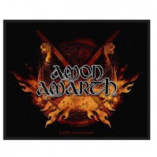 AMON AMARTH Viking Horde, パッチ