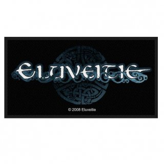 ELUVEITIE Logo, パッチ