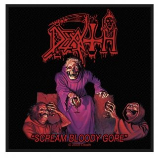 DEATH Scream Bloody Gore, パッチ