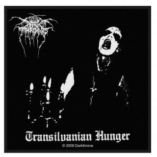 DARKTHRONE Transilvanian Hunger, パッチ