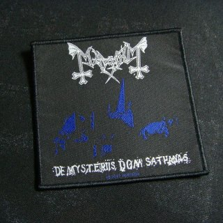 MAYHEM De Mysteriis Dom Sathanas, パッチ
