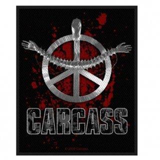 CARCASS Carcass Heartwork, パッチ