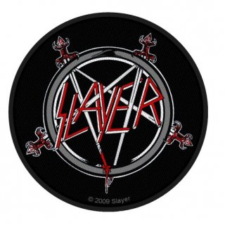 SLAYER Pentagram, パッチ
