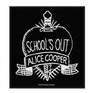 ALICE COOPER School's Out, パッチ