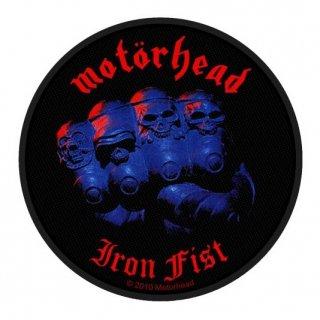 MOTORHEAD Iron Fist/Album, パッチ