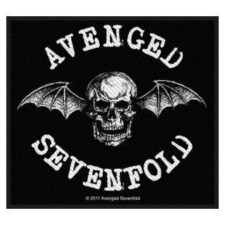 AVENGED SEVENFOLD Death Bat, パッチ