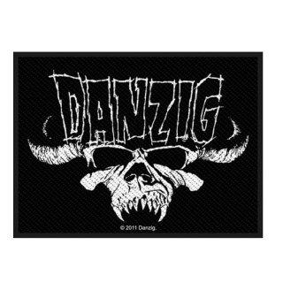 DANZIG Classic Skull, パッチ