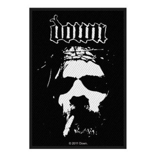 DOWN Logo/Face, パッチ