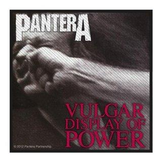 PANTERA Vulgar Display Of Power, パッチ