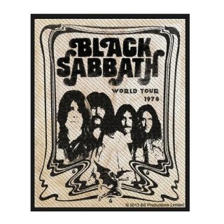 BLACK SABBATH Band, パッチ