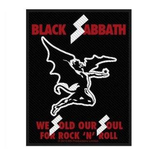 BLACK SABBATH Sold Our Souls, パッチ
