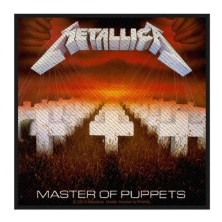 METALLICA Master Of Puppets, パッチ