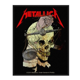 METALLICA Harvester Of Sorrow, パッチ